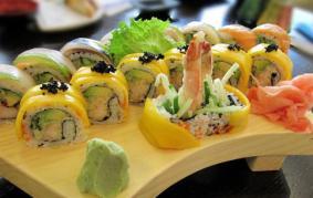 日本寿司分为哪几类