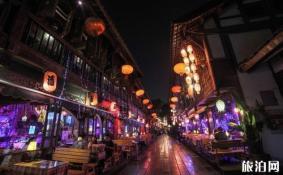 成都兰桂坊有哪些酒吧 成都哪个酒吧最嗨