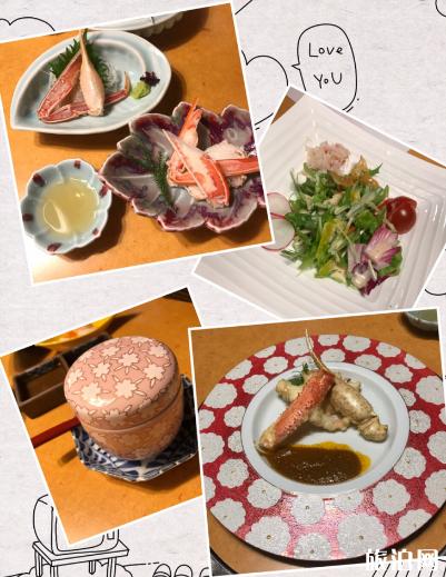 日本蟹道乐可以几人点一份套餐吗 日本蟹道乐好吃吗