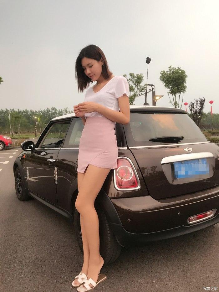 媳妇当车模肉丝宝马x6被删除照片