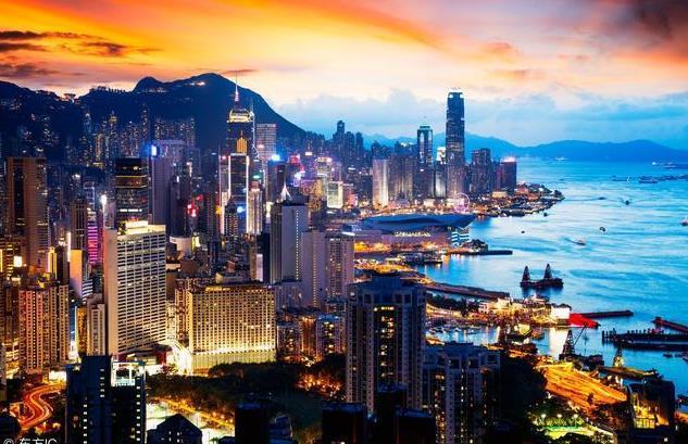 为什么广东人从香港转机出国