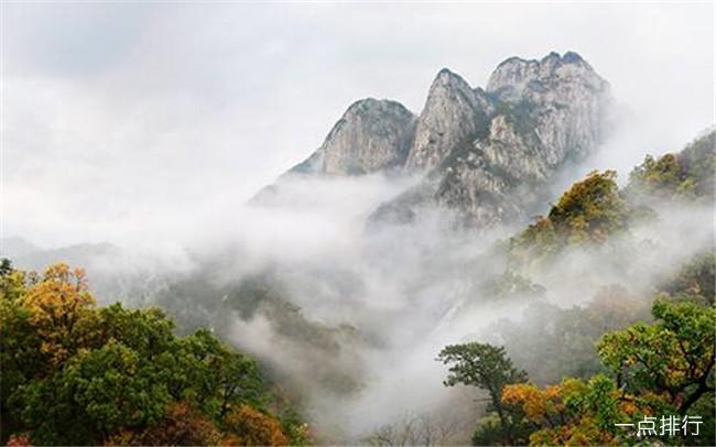 高峰山风景区
