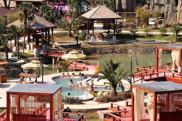 湖北最好最正宗的温泉有哪些 湖北的五大温泉排行