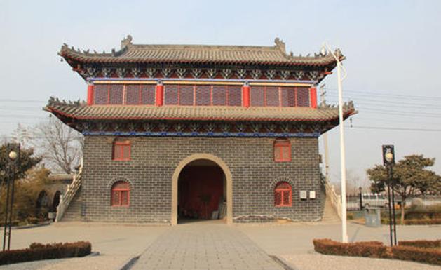 雍梁故城遗址