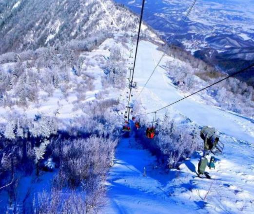 中国十大滑雪胜地排行榜