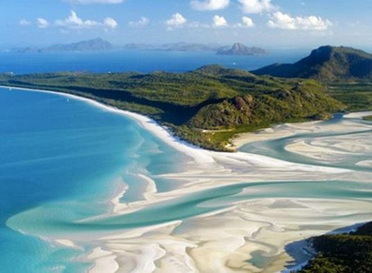 世界上十大最美的地方排行榜