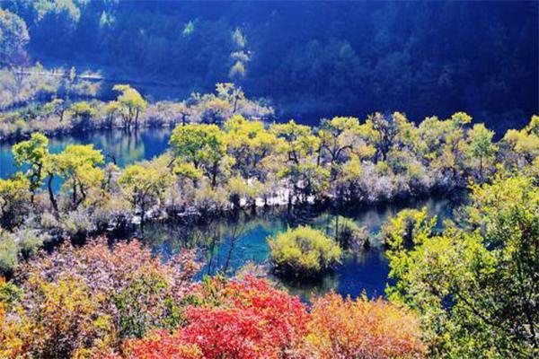 九寨沟都有哪些景点_十大旅游景点介绍