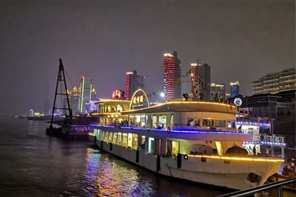 武汉两江游览上船攻略及游船攻略