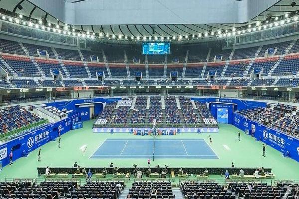 武汉网球公开赛推迟到10月19日-25日举办