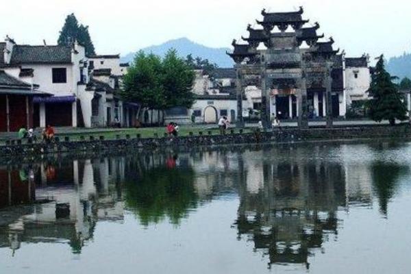 安徽十大著名景点排行榜