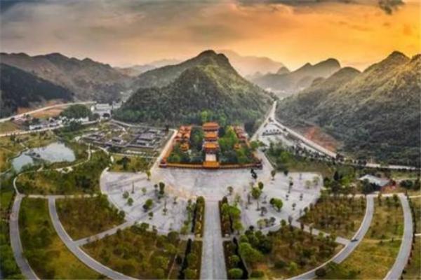 永州十大旅游景点排行榜