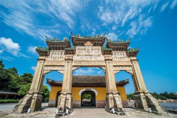 浙江舟山旅游必去的十大景点排行榜