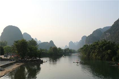 2020桂林旅游景点推荐  桂林旅游攻略必去景点