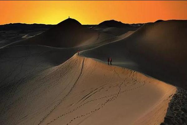 国内最美五大沙漠排行榜