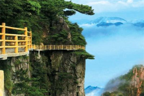 江西十大旅游景点排行榜