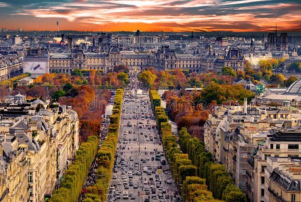 法国十大景点